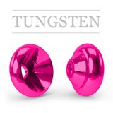 Ring Tungsten Metallic Pink