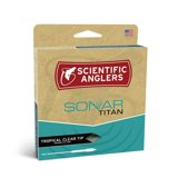 Scientific Anglers Sonar Titan Tropical Clear Tip WF