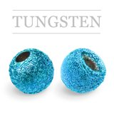 Tungsten Beads Sunny Blue