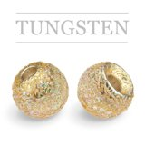 Tungsten Beads Sunny Gold