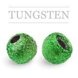Tungsten Beads Sunny Green