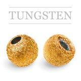 Tungsten Beads Sunny Orange
