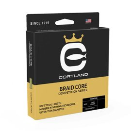 Cortland Precision Competition Braid Core .022