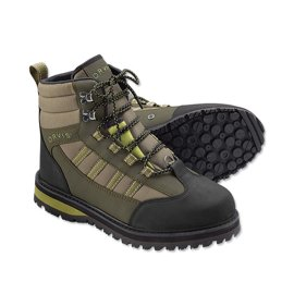 Orvis Buty Encounter Rubber Sole