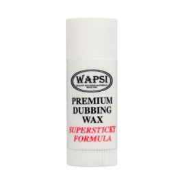 Wapsi Dubbing Wax Deluxe Tube Super Sticky
