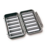 C&F Design Large 12-Row WP Fly Case Light Gray