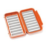 C&F Design Large 16-Row WP Fly Case Burnt Orange