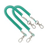 "Dr. Slick Clamp Buddy Bungee Lanyard 9"" ( 2 szt.)"