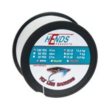 Hends Fly Line Backing Biały 100yds 30lbs