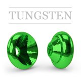 Ring Tungsten Metallic Green