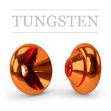 Ring Tungsten Metallic Orange