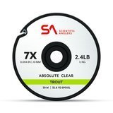 Scientific Anglers Absolute Trout Tippet 30m