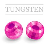 Tungsten Beads Reflex Metallic Pink