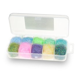 BG Lite Brite Dubbing Box New Mix Colors