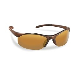Flying Fisherman Okulary Bristol Tortoise - Amber
