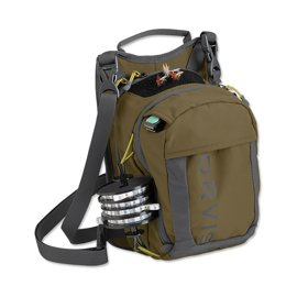 Orvis Safe Passage Chip Pack Olive Grey