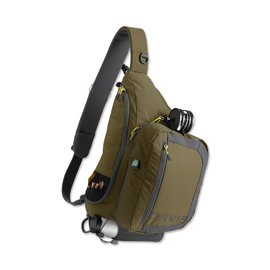 Orvis Safe Passage Guide Sling Pack Olive Grey