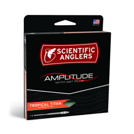 Scientific Anglers Amplitude Tropical Titan Pływający WF