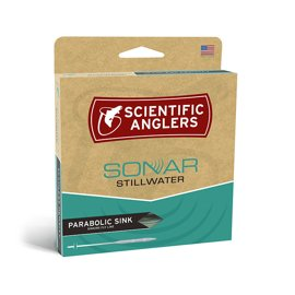 Scientific Anglers Sonar Stillwater Parabolic Sink S3/S5/S3