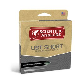 Scientific Anglers UST Short Shooting Heads Floating