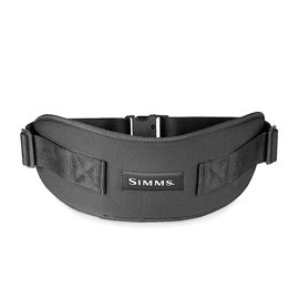Simms BackSaver Wading Belt Black