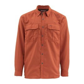 Simms ColdWeather Shirt Simms Orange