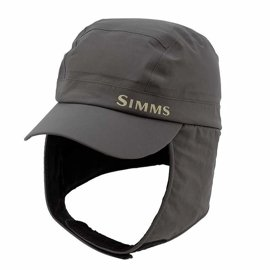 Simms Gore-Tex ExStream Hat Carbon