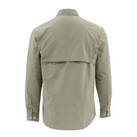 Simms Guide Shirt Dark Khaki