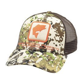 Simms Icon Trucker Bass River Camo