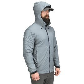 Simms MidCurrent Hooded Jacket Storm