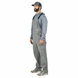 Simms Stretch Woven Overall Steel
