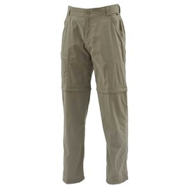 Simms Superlight Zip-Off Pant Tumbleweed