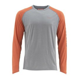 Simms Ultra-Wool Core Top Simms Orange