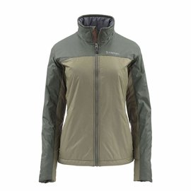 Simms Woman's Midstream Insulated Jacket Loden