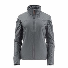 Simms Woman's Midstream Insulated Jacket Raven