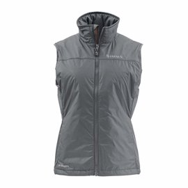 Simms Woman's Midstream Insulated Vest Raven