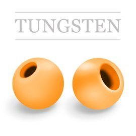 Tungsten Beads Orange