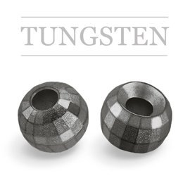 Tungsten Beads Reflex Black Nickle